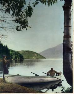 Guy MacKenzie 1954
